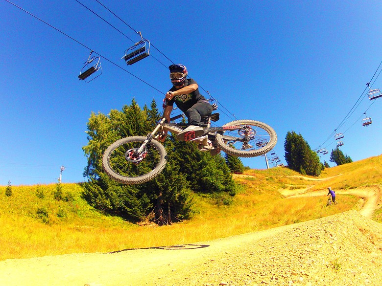Whip in Portes du Soleil - core - Mountain Biking Pictures - Vital MTB