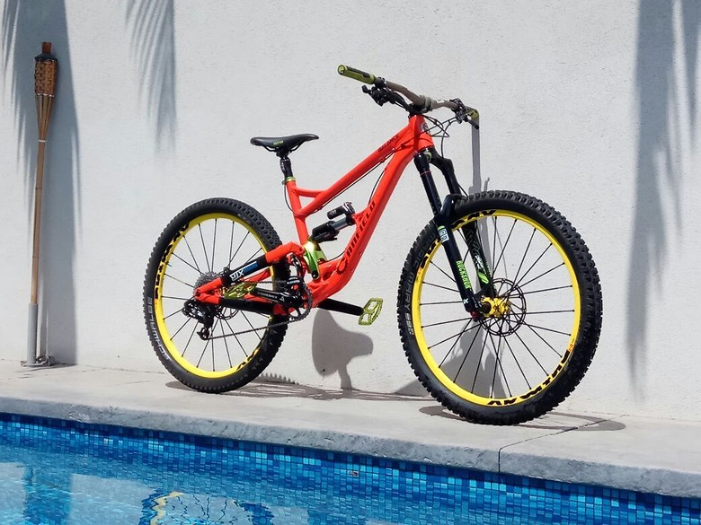 Le Fire Red 2015 Canfield Brothers Balance Katsooba S Bike Check