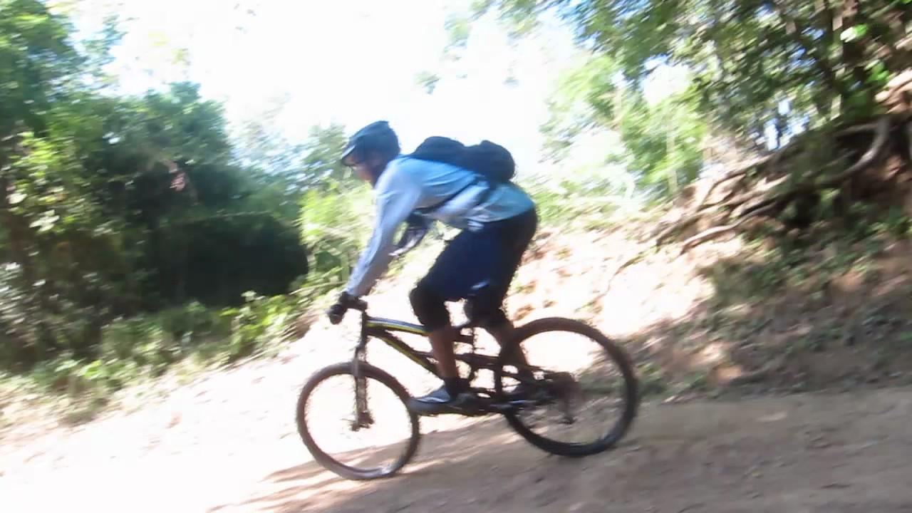 Rockin the trails