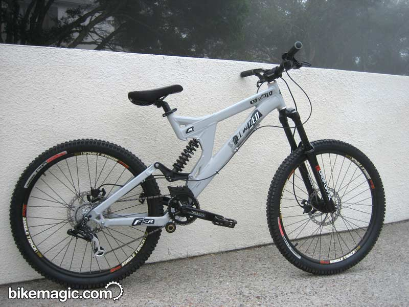Specialized Big Hit Fsr 2006 Yarin Israel 9 S Bike Check Vital Mtb