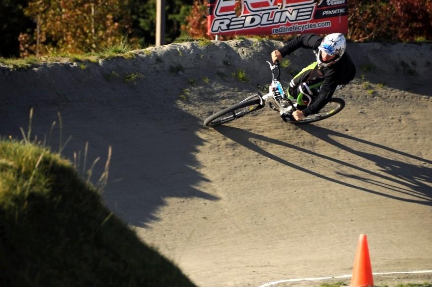 McCollum Park BMX Berm - JackHoobler - Mountain Biking Pictures - Vital MTB