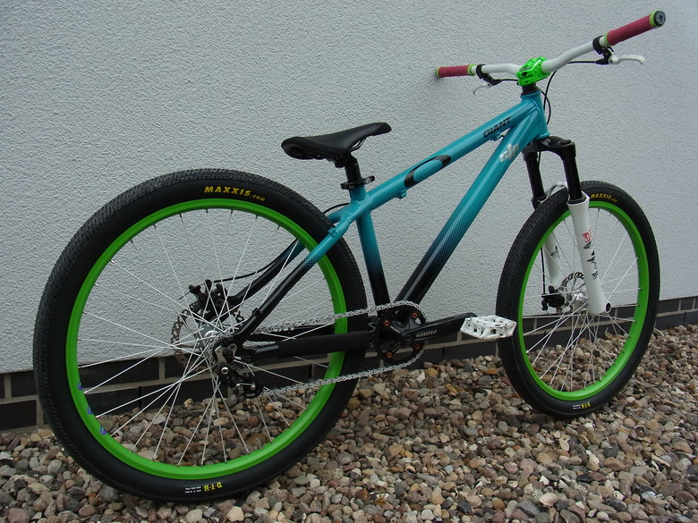 Giant Stp Surferdude S Bike Check Vital Mtb