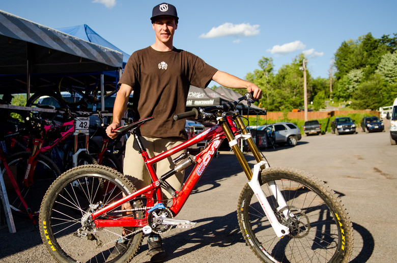 Mikey Sylvestri's Cove Shocker - What Are They Riding: Windham - Mountain Biking Pictures - Vital MTB