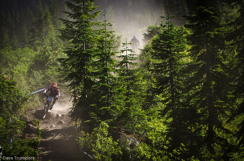 Neko Mulally at MTBGP Finals in Stevens Pass, WA - MTBGP Finals: Stevens Pass, WA - Mountain Biking Pictures - Vital MTB