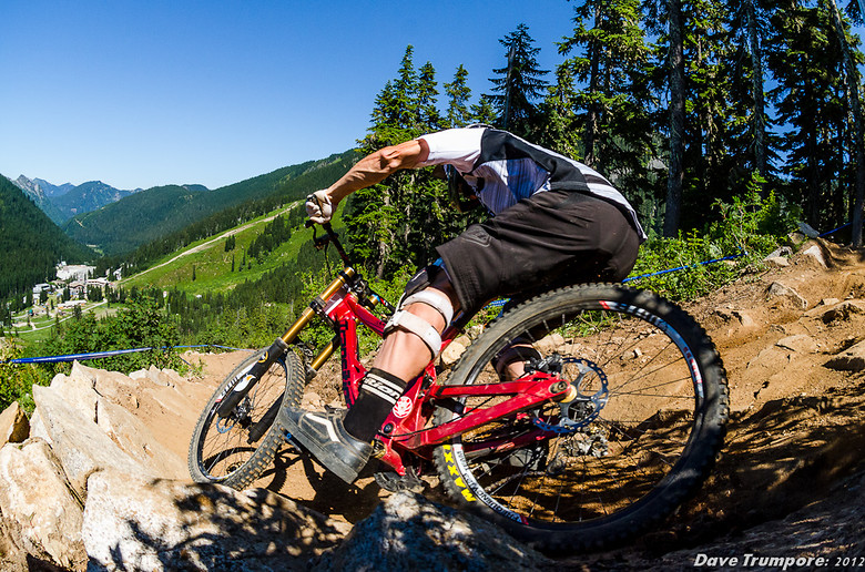 Lars Sternberg Smashes Day Two of the MTBGP FINALS in Stevens Pass, WA - davetrumpore - Mountain Biking Pictures - Vital MTB