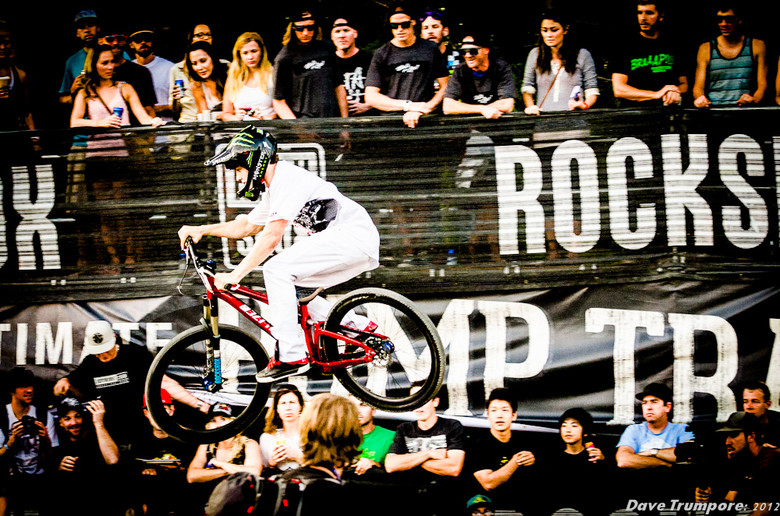 Mitch Ropelato Wins Whistler Crankworx Pumptrack Challenge presented by RockShox - Whistler Crankworx Pumptrack - Mountain Biking Pictures - Vital MTB