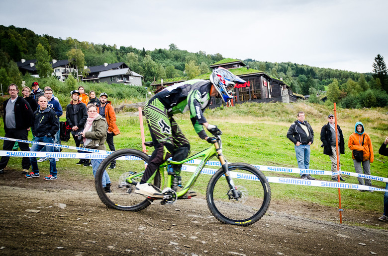 Hafjell World Cup Out Project Giant Glory The