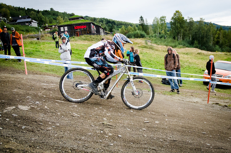 Hafjell World Cup G-Out Project: Zerode G-1