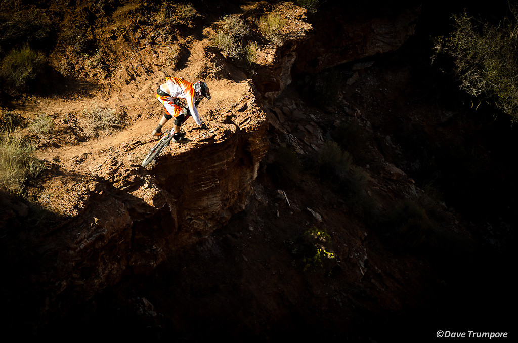 Kyle Strait: Red Bull Rampage, 2012  - davetrumpore - Mountain Biking Pictures - Vital MTB
