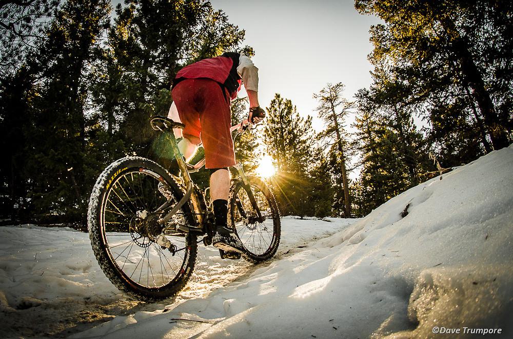 Dave Trumpore Self-Portraits  - davetrumpore - Mountain Biking Pictures - Vital MTB