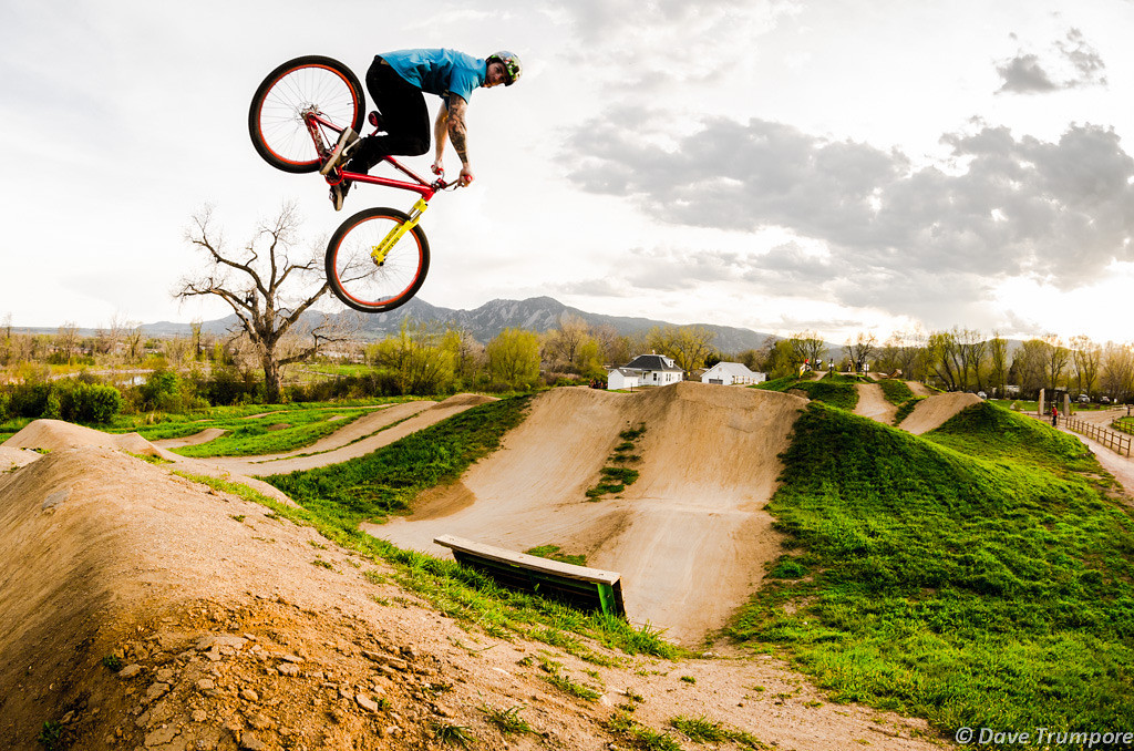 Nick Clarke: Valmont Bike Park - davetrumpore - Mountain Biking Pictures - Vital MTB