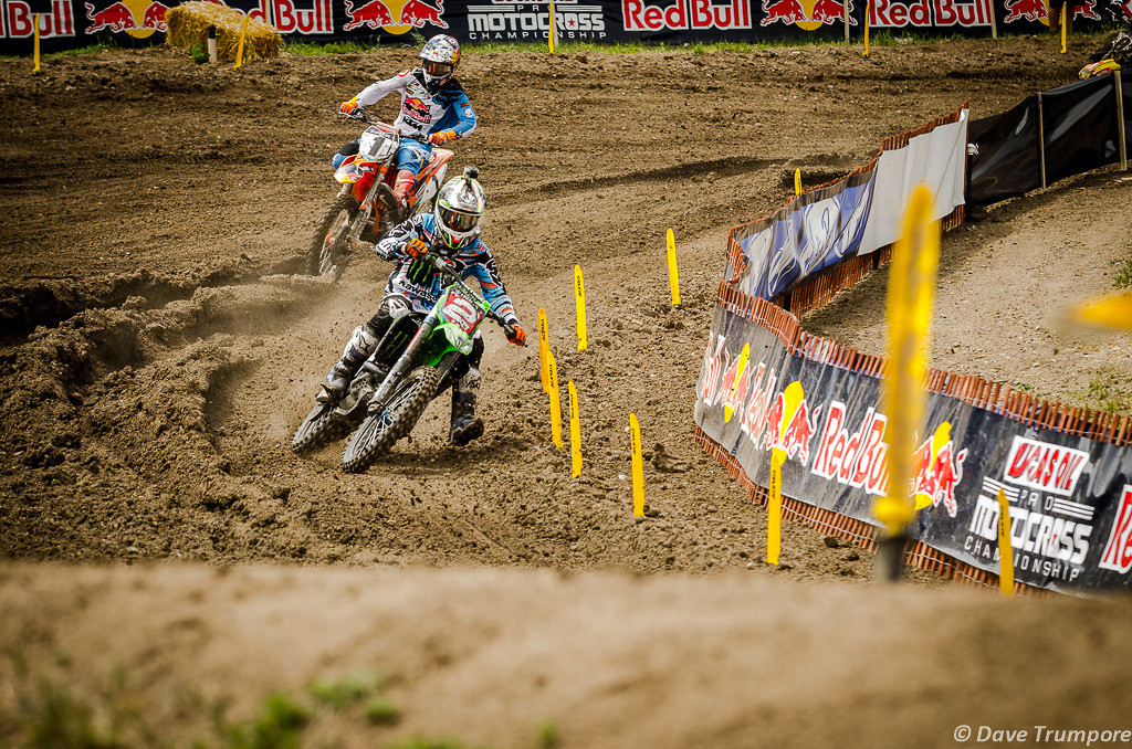 Thunder Valley Nationals: Villopoto & Dungey - davetrumpore - Mountain Biking Pictures - Vital MTB