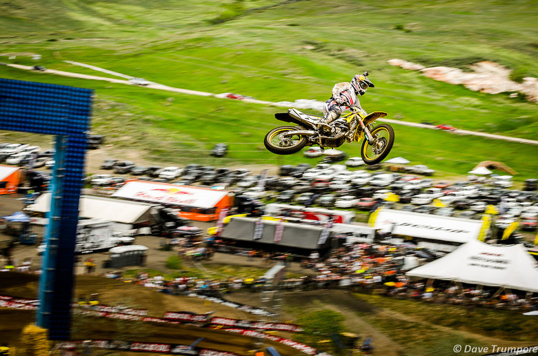 Thunder Valley Nationals: James STewart - davetrumpore - Mountain Biking Pictures - Vital MTB