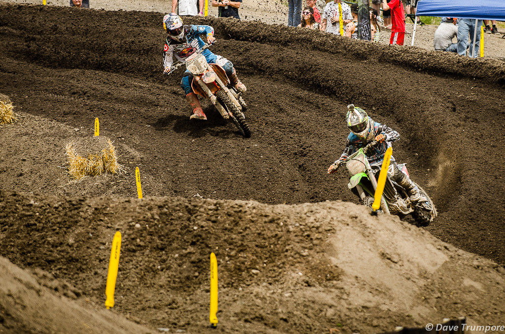 Thunder Valley Nationals: Villopoto out front - davetrumpore - Mountain Biking Pictures - Vital MTB