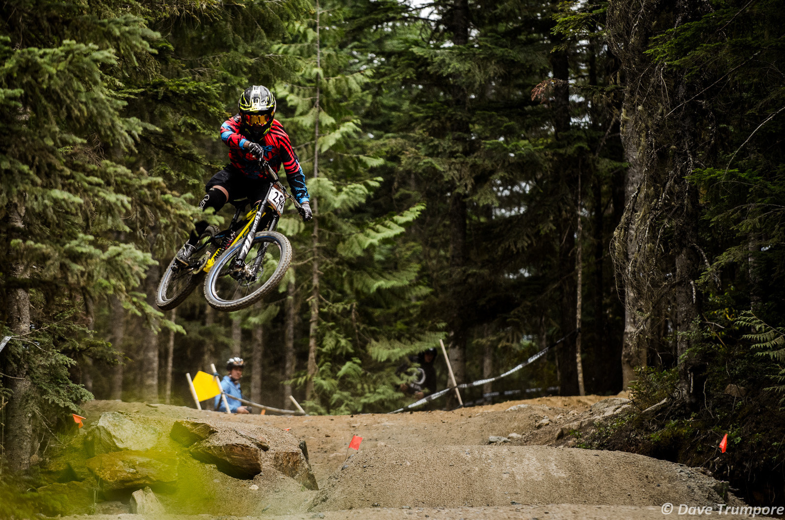 Casey Brown 5th at Crankworx Air DH - Crankworx Whistler Air DH - Mountain Biking Pictures - Vital MTB