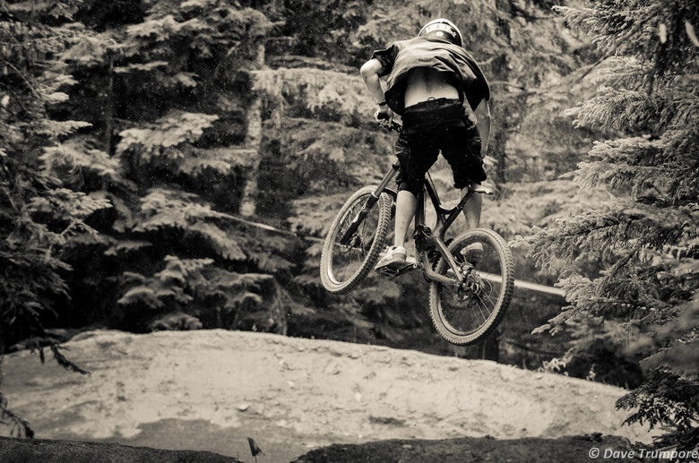 Let 'er Buck at Crankworx Air DH - Crankworx Whistler Air DH - Mountain Biking Pictures - Vital MTB