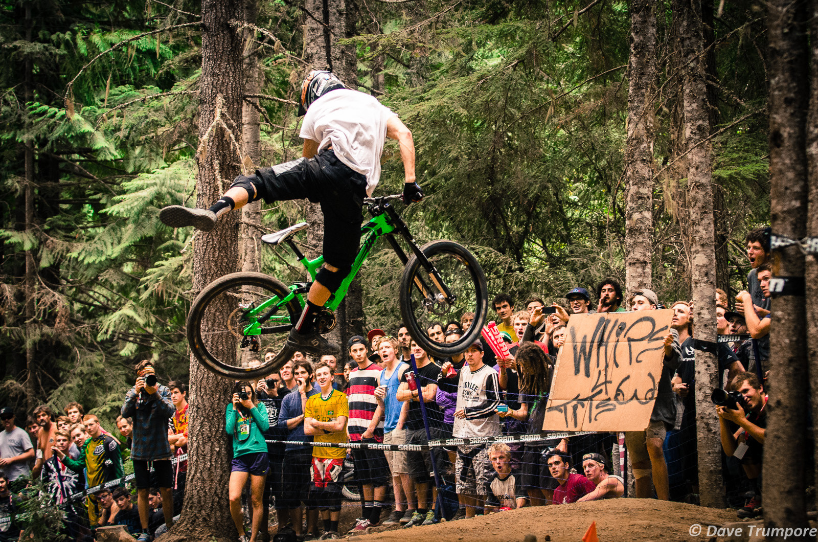 It's Still All About the Whip at Crankworx Air DH - Crankworx Whistler Air DH - Mountain Biking Pictures - Vital MTB