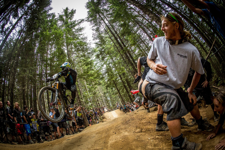 Brian Lopes, Full Moon Fever at Crankworx Air DH - Crankworx Whistler Air DH - Mountain Biking Pictures - Vital MTB