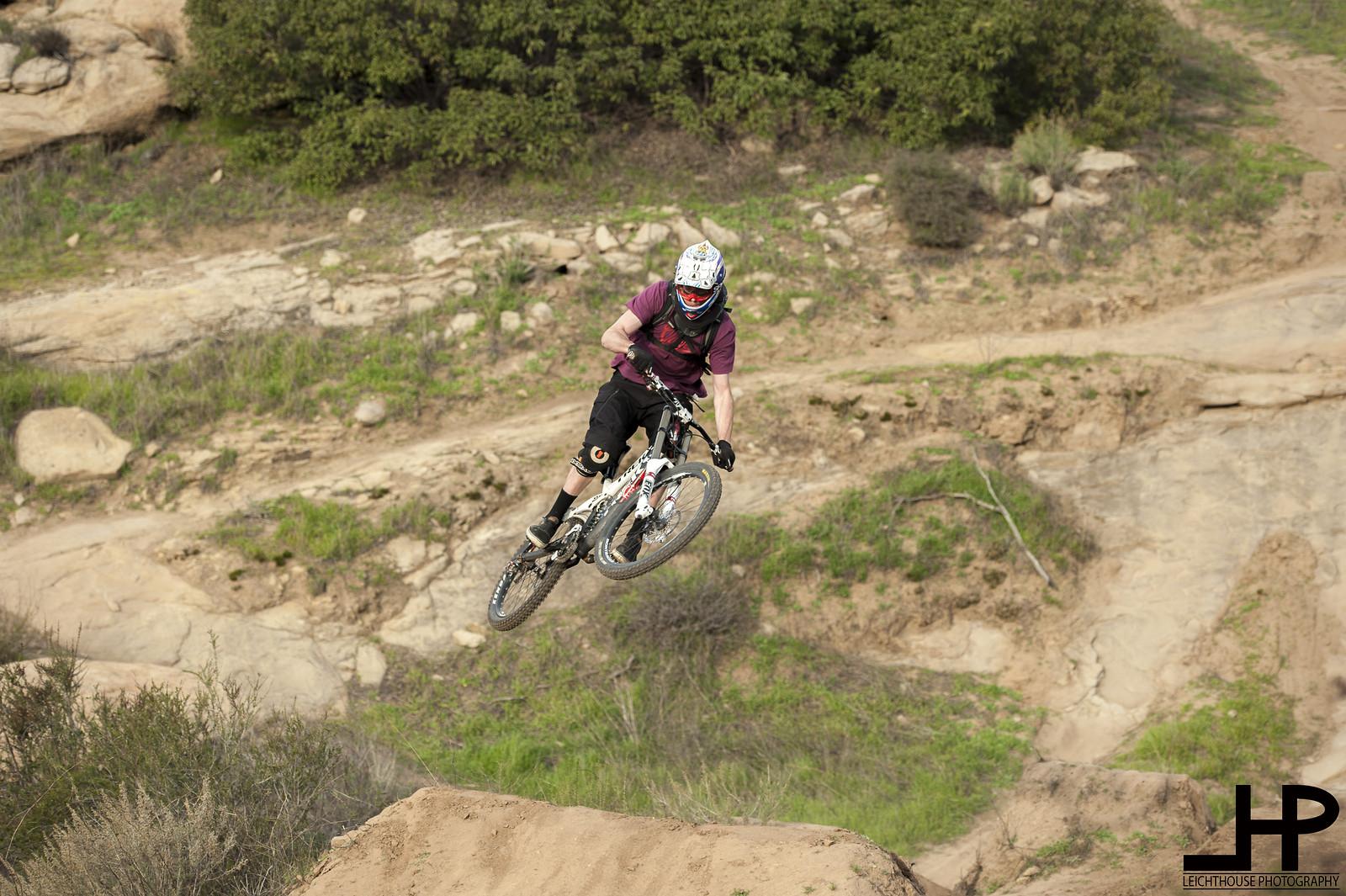 Curtis doublin' - LeichtHouse photography - Mountain Biking Pictures - Vital MTB