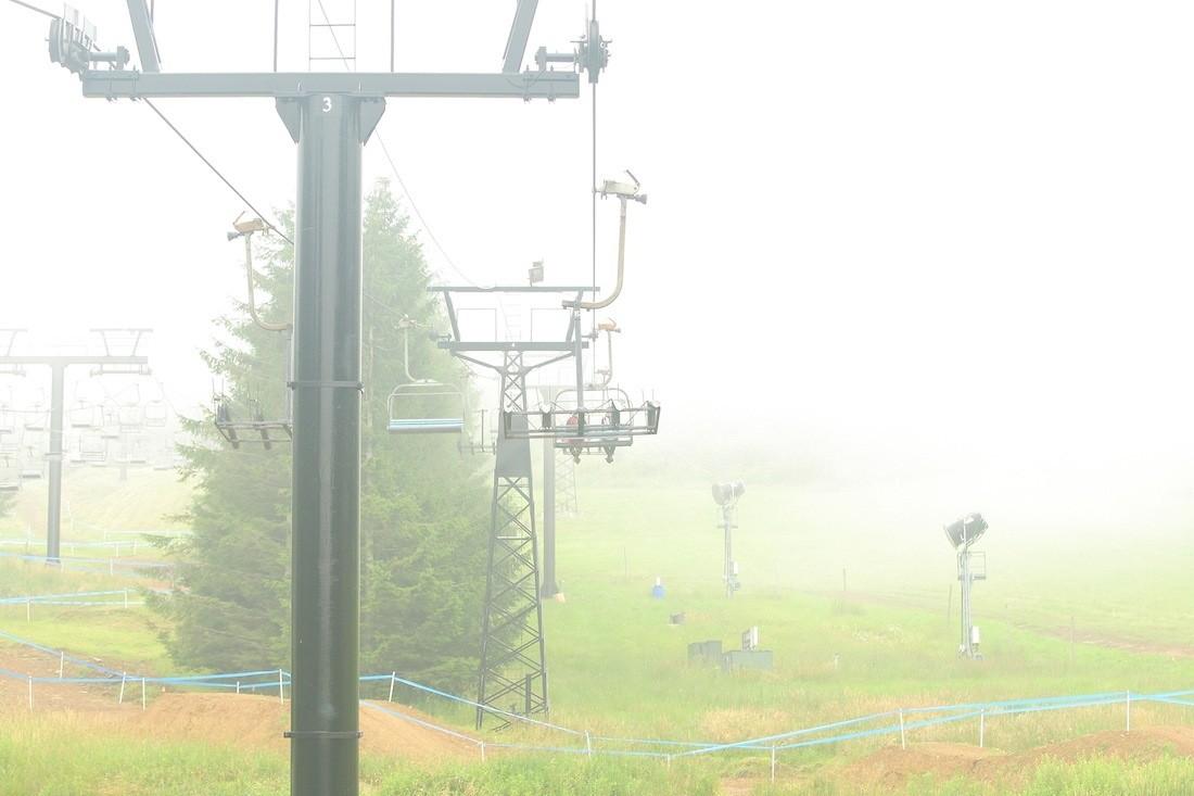 Act 1 - The Fog, The Foreward - gojammedia - Mountain Biking Pictures - Vital MTB