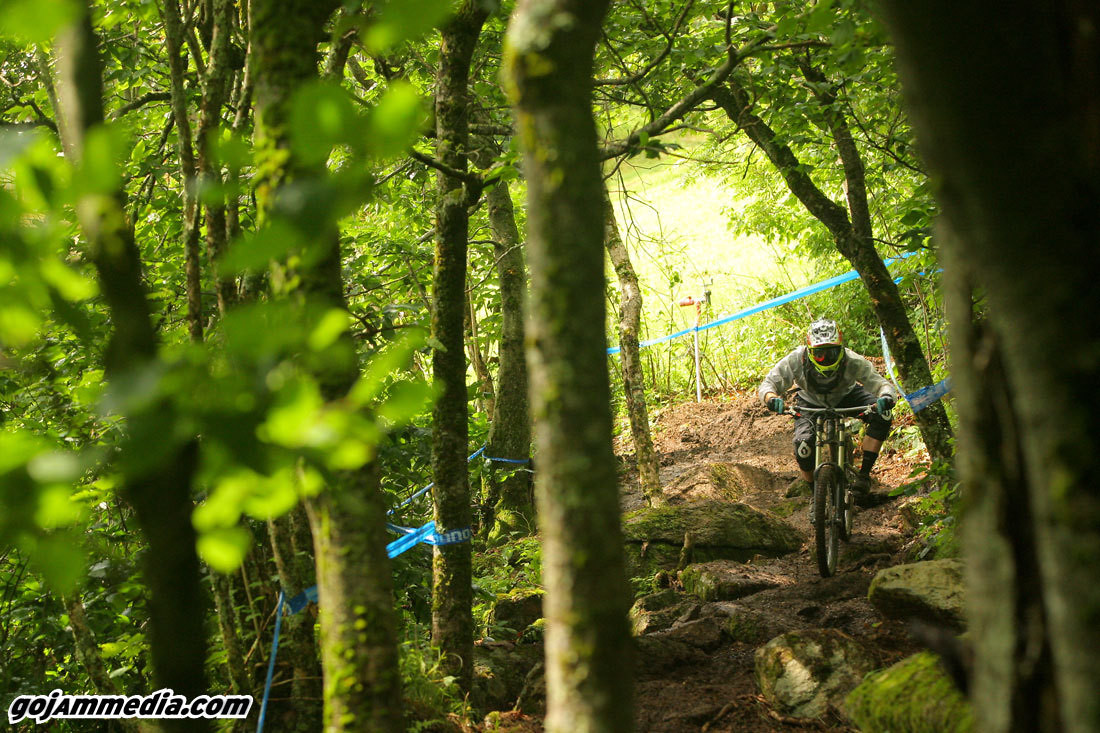 The NEW Mini Rock Garden - gojammedia - Mountain Biking Pictures - Vital MTB
