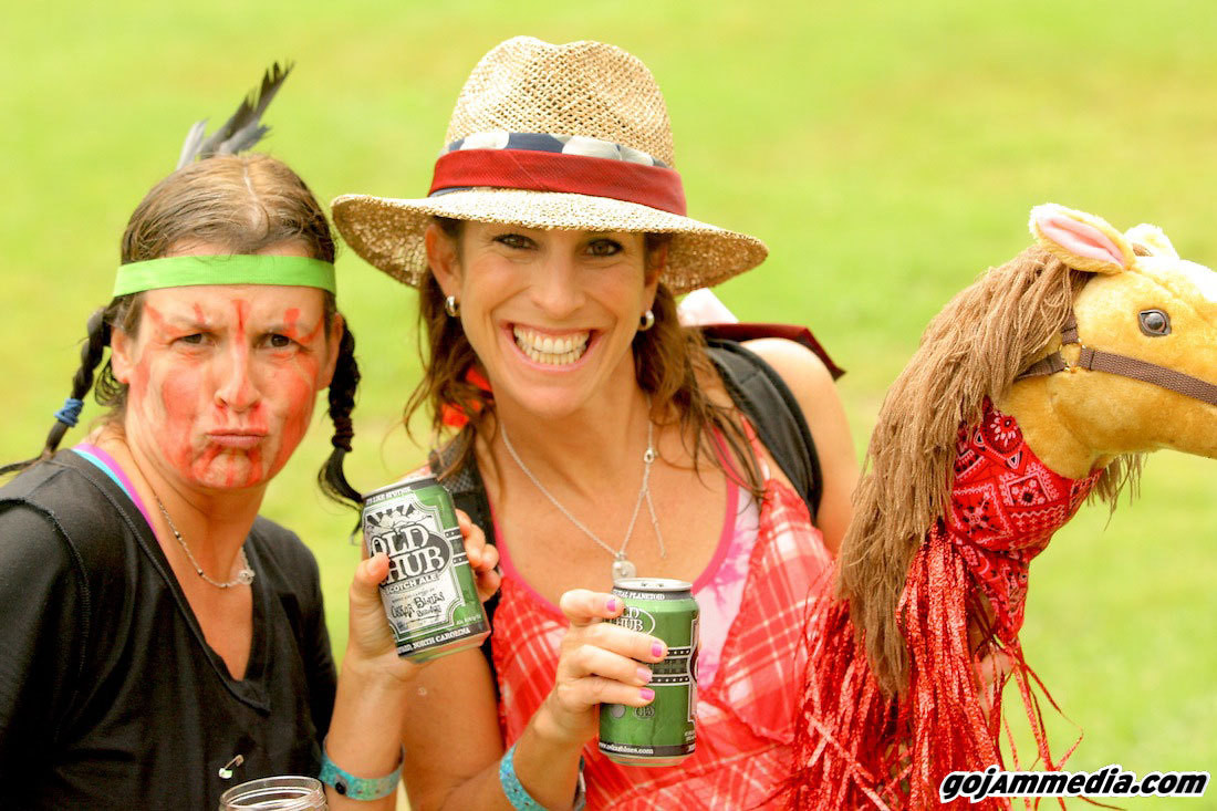 The Hash Run 5K Had Cowgirls and Indians - gojammedia - Mountain Biking Pictures - Vital MTB