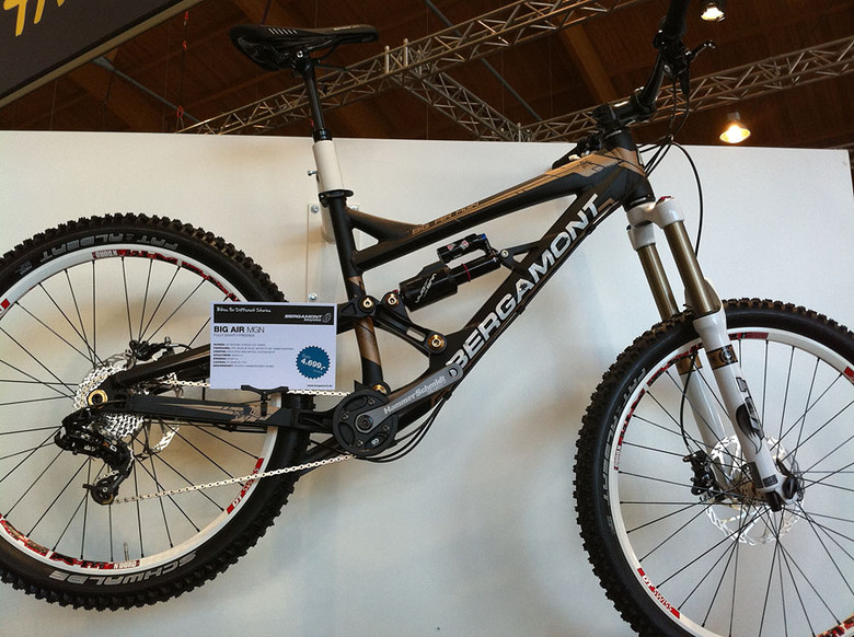 Bergamont Big Air MGN - Eurobike Photo Gallery 1 - Mountain Biking Pictures - Vital MTB