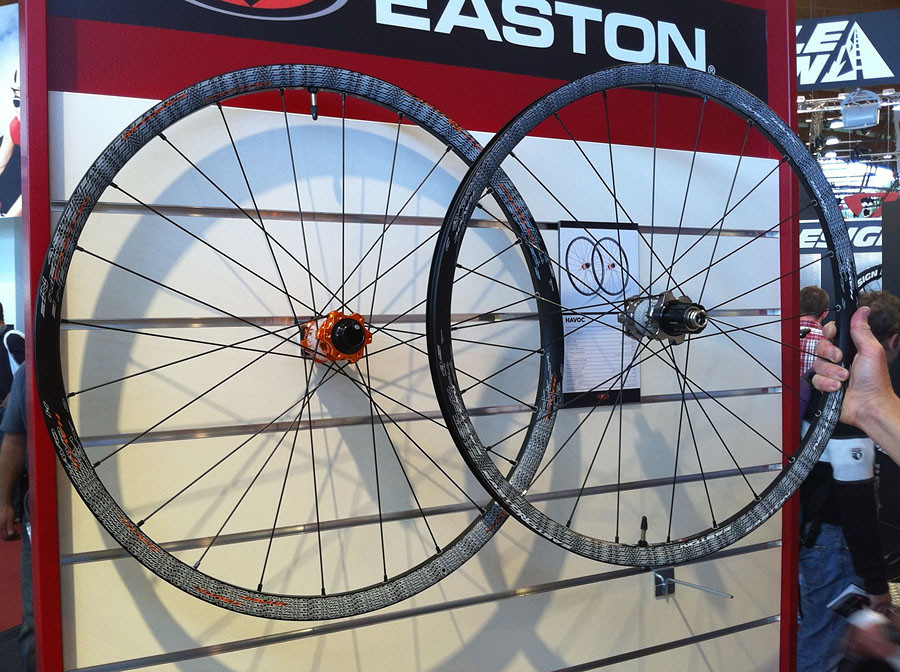 Easton Havoc Wheels - Eurobike Photo Gallery 3 - Mountain Biking Pictures - Vital MTB