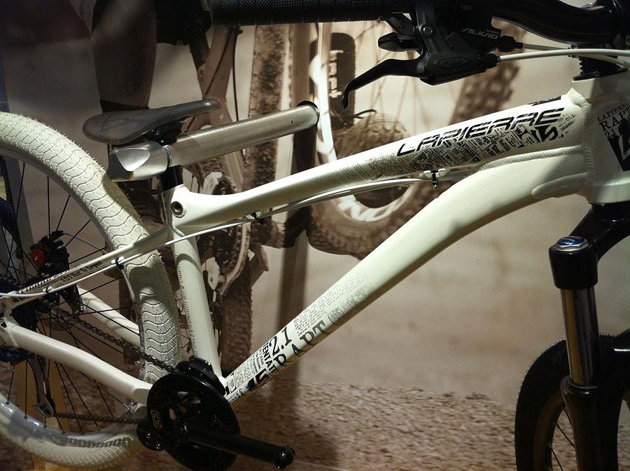 Lapierre Dirt Jumper - Eurobike Photo Gallery 4 - Mountain Biking Pictures - Vital MTB
