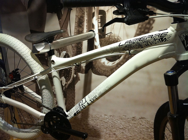 Lapierre Dirt Jumper - Eurobike Photo Gallery 4 - Mountain Biking Pictures - Vital MTB