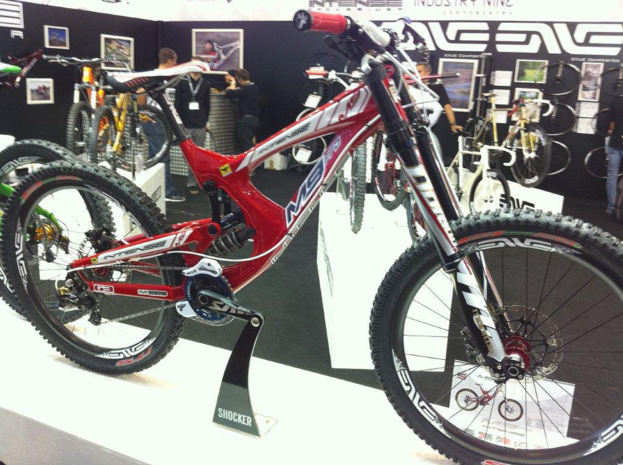 Intense M9 - Eurobike: Intense Cycles - Mountain Biking Pictures - Vital MTB