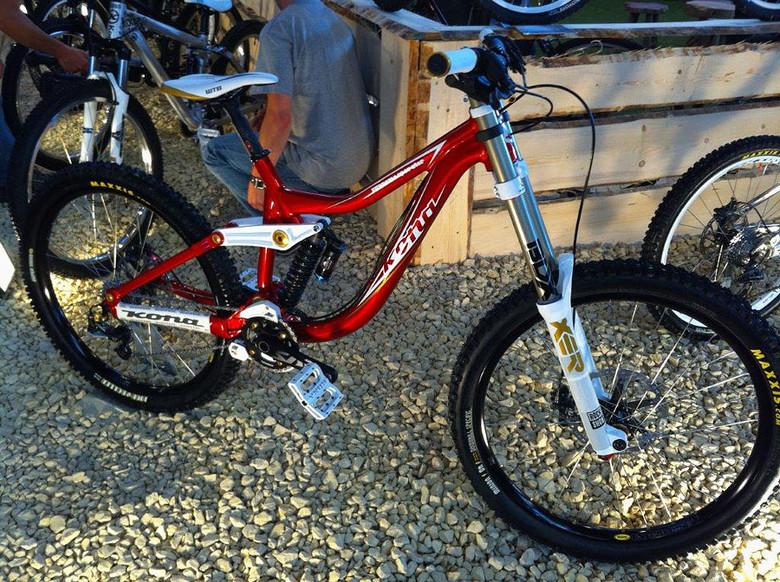 Kona Supreme Operator - Eurobike: Kona Gallery - Mountain Biking Pictures - Vital MTB