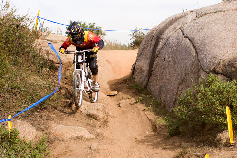 Beginner and Sport Lines - Southridge Winter Series 3 at Fontana - Mountain Biking Pictures - Vital MTB