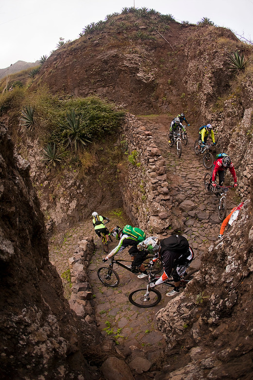 7-Cross is the future - Nicolas Vouilloz and Tracy Moseley win Urge Cabo Verde - Mountain Biking Pictures - Vital MTB