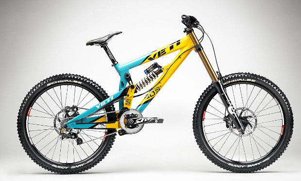 Yeti 303 25th Anniversary Edition - sspomer - Mountain Biking Pictures - Vital MTB