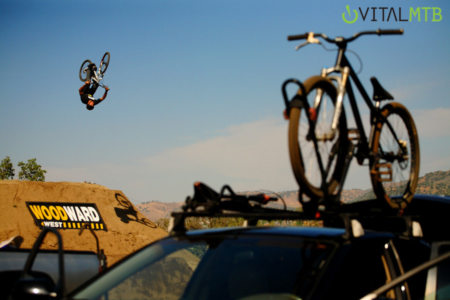 Hardtails Stay in the Car - Woodward West Mega-Session - Mountain Biking Pictures - Vital MTB