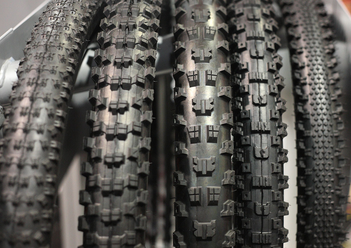 Kenda's RSR Tire Line Up - Interbike 2011: Kenda Tires - Mountain Biking Pictures - Vital MTB