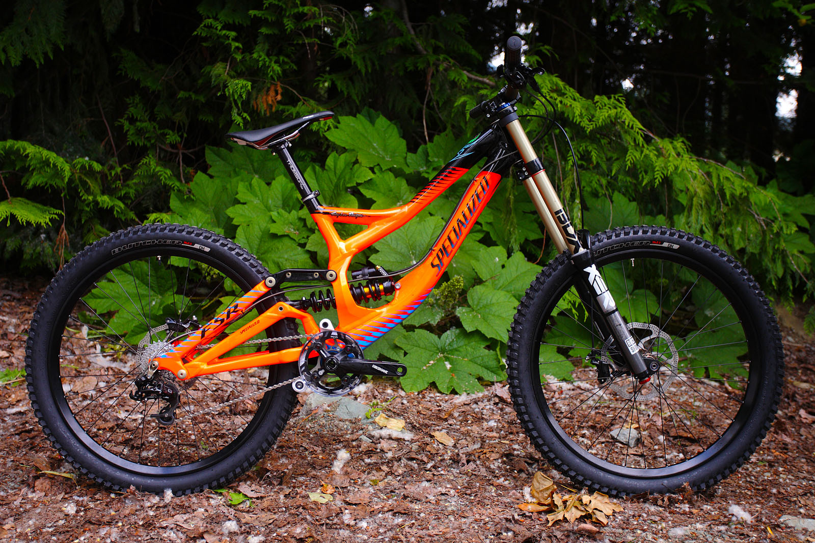Limited Edition Specialized Demo 8 with Troy Lee Paint Job ...