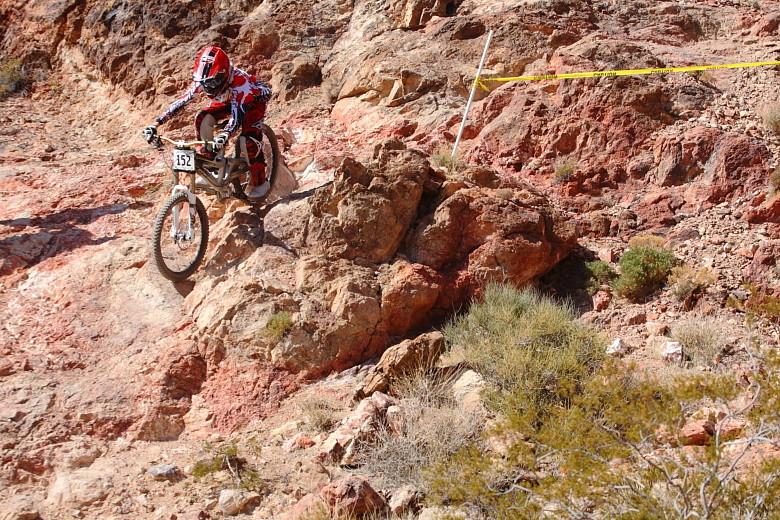 Bootleg Canyon Mountain Biking Map Bootleg Canyon Mountain
