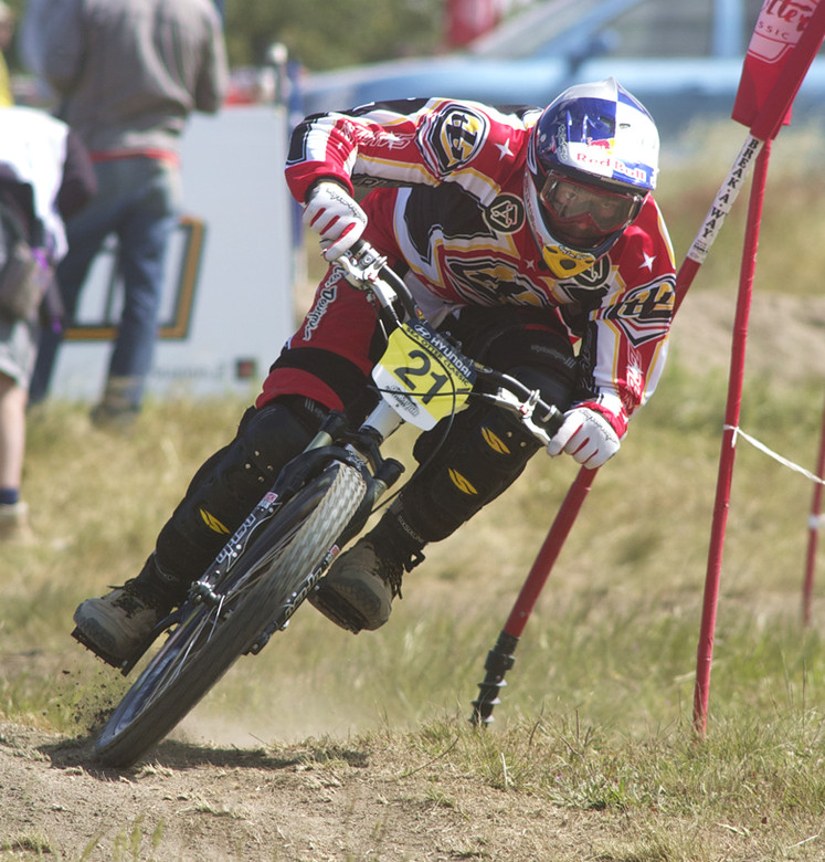 Nathan Rennie - Sea Otter Classics, 2004 - Mountain Biking Pictures - Vital MTB