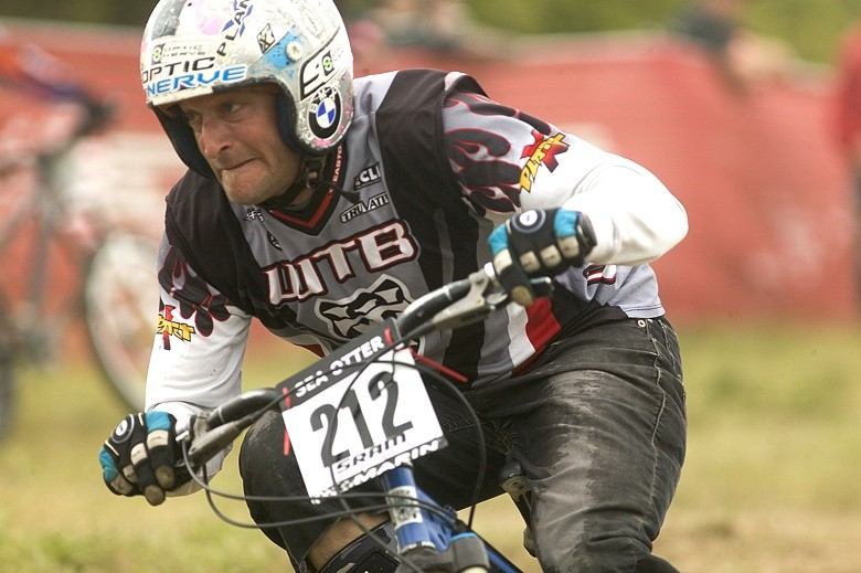212, Dan Harvest - Sea Otter Classics, 2007 - Mountain Biking Pictures - Vital MTB