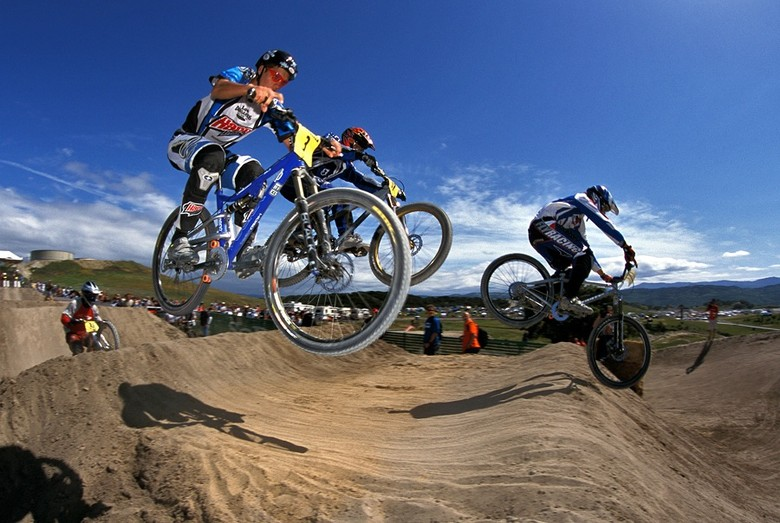Greg Minnaar - Sea Otter Classics, 2003 - Mountain Biking Pictures - Vital MTB