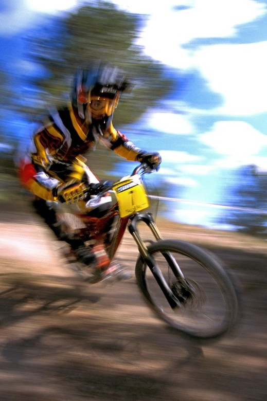 Chris Kovarik - Sea Otter Classics, 2003 - Mountain Biking Pictures - Vital MTB