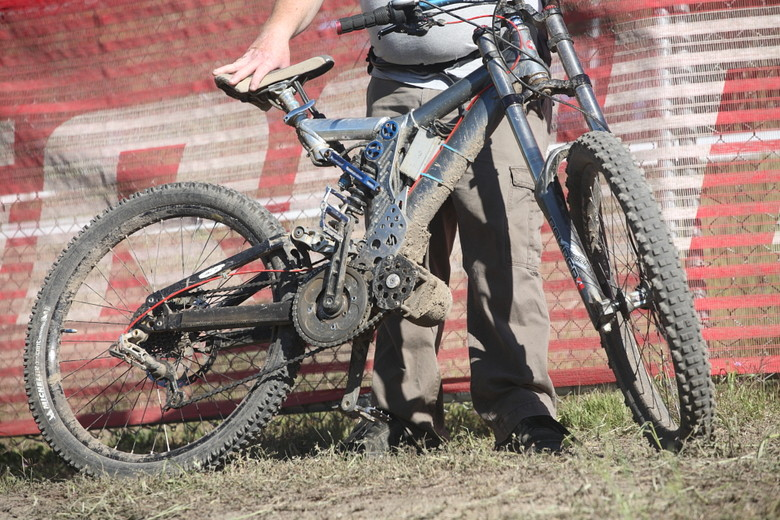 Electric DH Bike Conversion Kit - Whip-O-Rama 2012 Sea Otter Classic - Mountain Biking Pictures - Vital MTB
