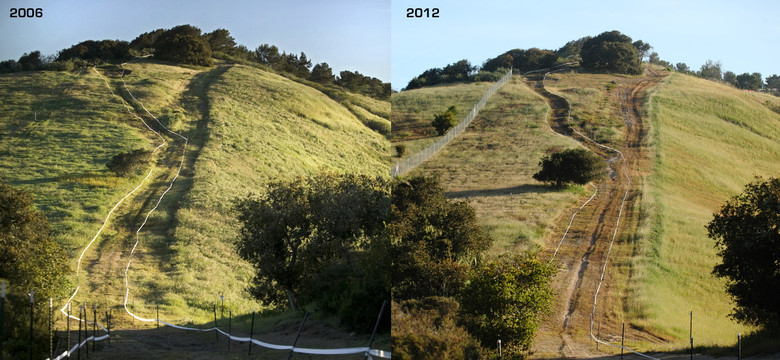 Sea Otter Classic DH Tracks, 2006 and 2012 - 2012 Sea Otter Gravity Wrap Up - Mountain Biking Pictures - Vital MTB