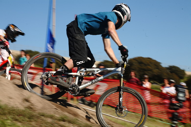 Evan Turpen and Mitch Ropelato - 2012 Sea Otter Gravity Wrap Up - Mountain Biking Pictures - Vital MTB