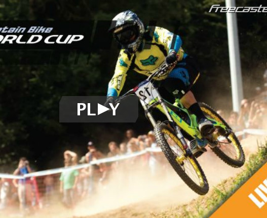 2011 Val di Sole World Cup Downhill Replay - History Maker, Val di Sole, Italy - Mountain Biking Pictures - Vital MTB