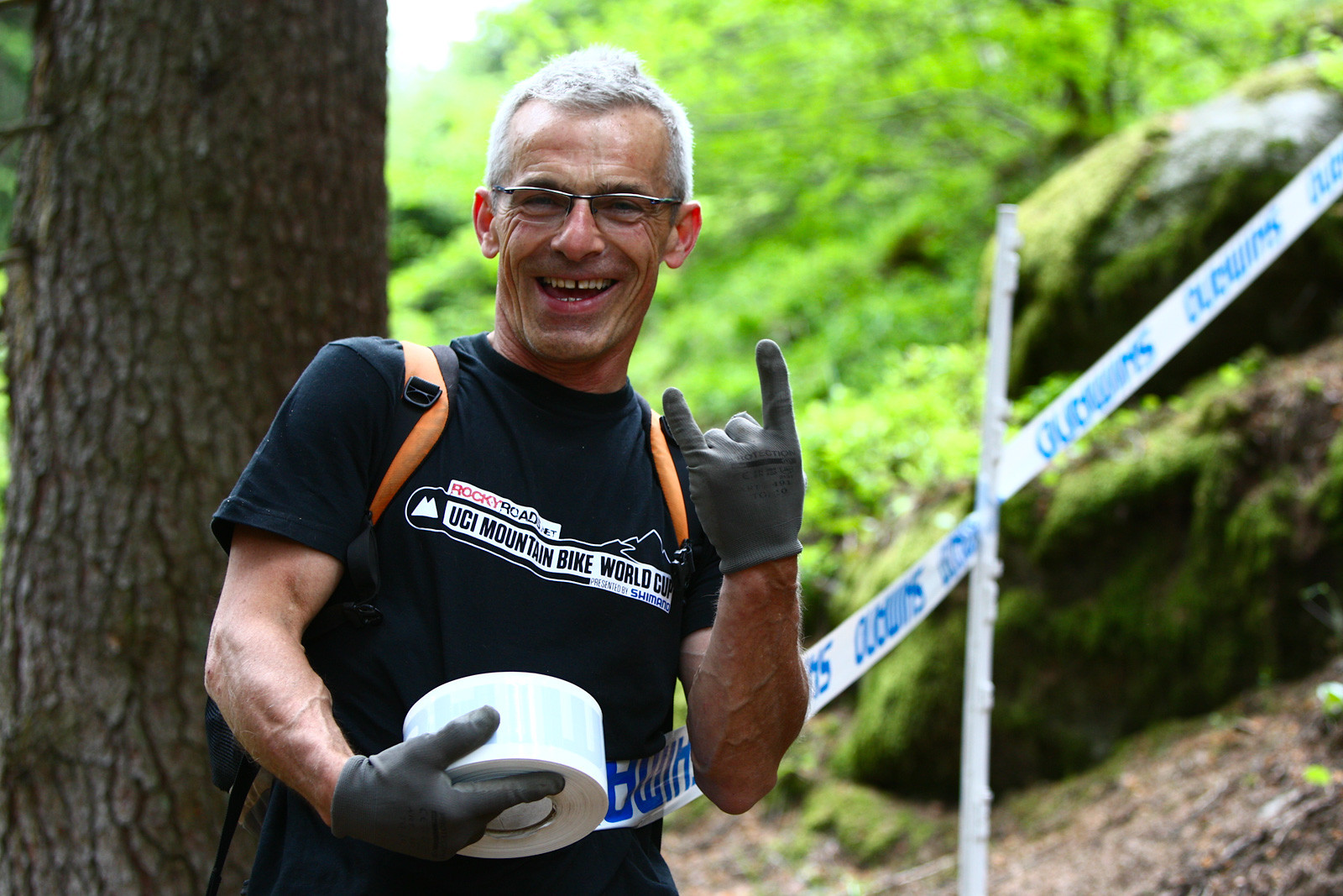 Pippo Marani - 2012 UCI World Cup, Val di Sole Day 1 - Mountain Biking Pictures - Vital MTB
