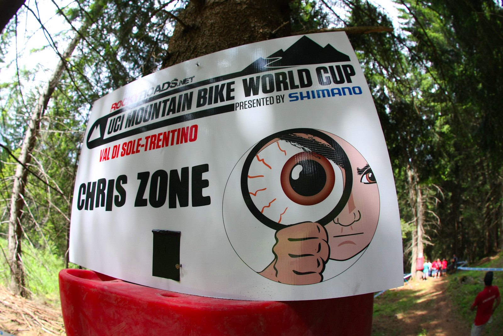 The Chris Zone - 2012 UCI World Cup, Val di Sole Day 1 - Mountain Biking Pictures - Vital MTB