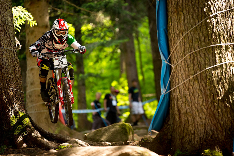 Lorenzo Suding at Val di Sole World Cup - 2012 UCI World Cup, Val di Sole Day 2 - Mountain Biking Pictures - Vital MTB